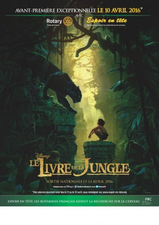 Le Livre de la Jungle de Disney